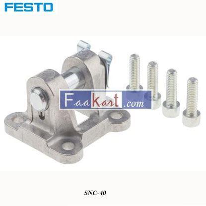 Picture of SNC-40  FESTO Aluminium Swivel Flange