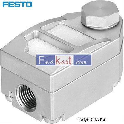 Picture of VBQF-U-G18-E  Festo Quick Exhaust Valve
