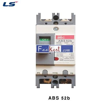 Picture of ABS 52b, Circuit Breaker