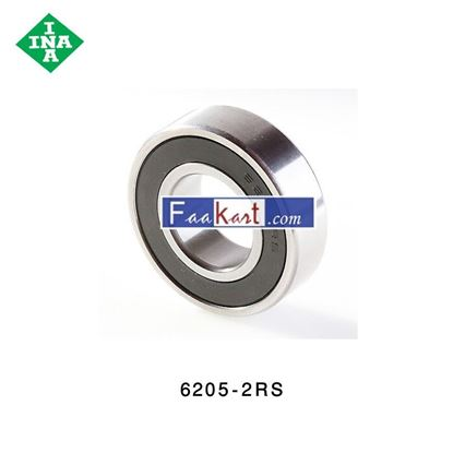 Picture of 6205-2RS1 INA Ball Bearing