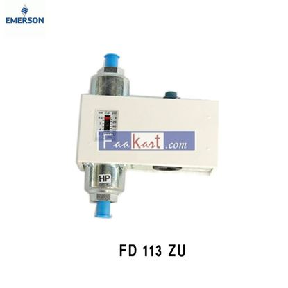 Picture of FD113ZU-EMERSON-DIFFERENTIAL PRESSURE SAFETY CONTROL