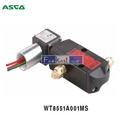 Picture of WT8551A001MS  ASCO  SOLENOID VALVE