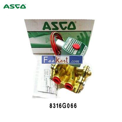 Picture of 8316G066-ASCO SOLENOID VALVE