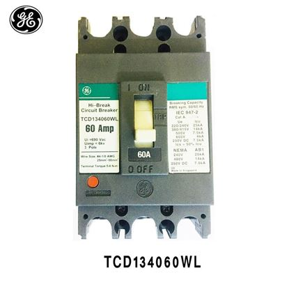 Picture of TCD134060WL Circuit Breaker